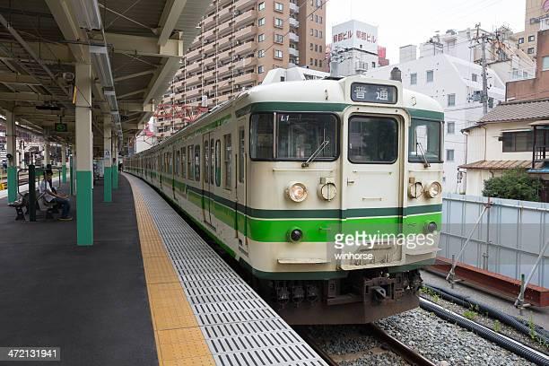 新潟駅である - 新潟県 ストックフォトと画像
