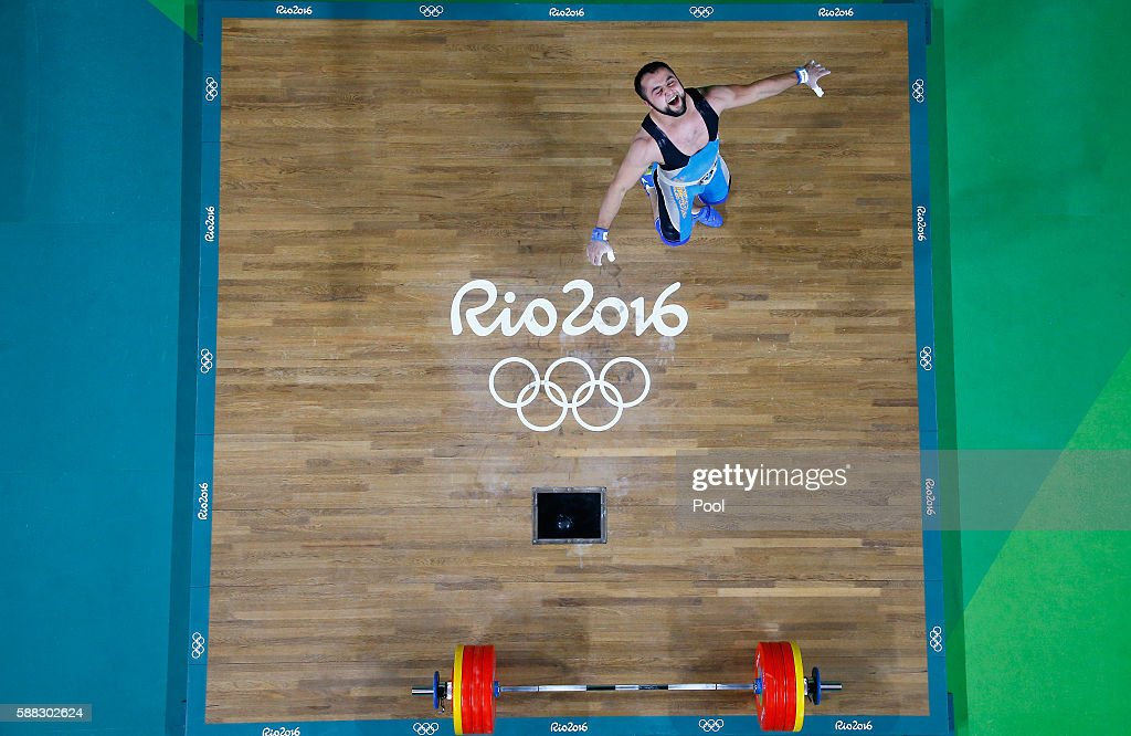 Weightlifting - Olympics: Day 5 : News Photo