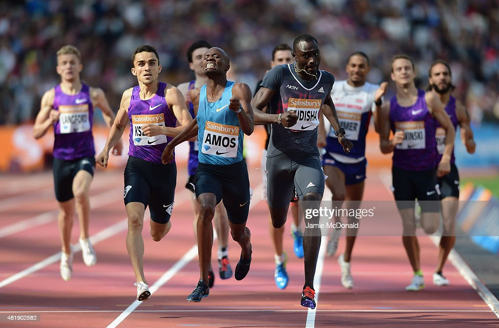 Sainsbury's Anniversary Games - IAAF Diamond League 2015: Day Two : News Photo