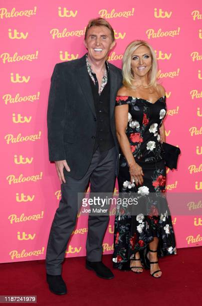 Nik and Eva Speakman attend the ITV Palooza 2019 at The Royal Festival Hall on November 12 2019 in London England