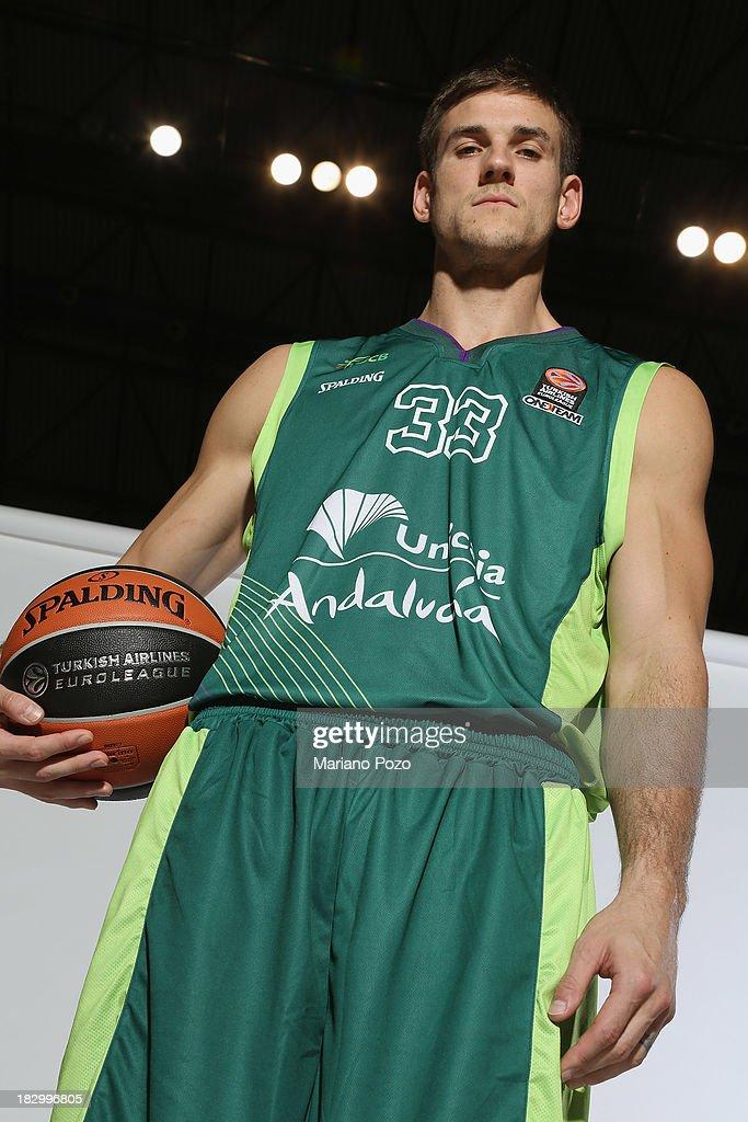 Unicaja Malaga - 2013/14 Turkish Airlines Euroleague Basketball Media day