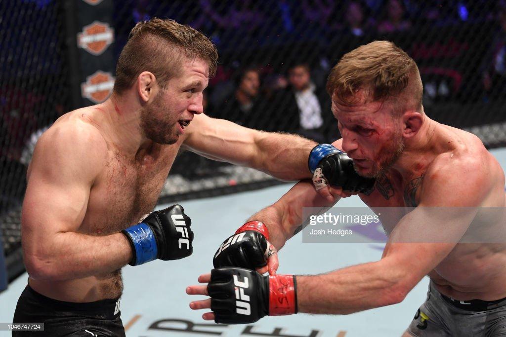 UFC 229: Maynard v Lentz : News Photo