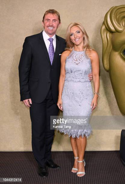 Nik Speakman and Eva Speakman attend a BAFTA tribute evening to long running TV show This Morning at BAFTA on October 1 2018 in London England