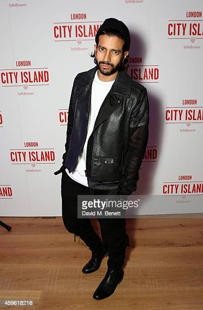 """Nik Thakkar attends an exclusive party to celebrate the imminent arrival of """"City Island by Ballymore"""" - a new island neighbourhood for London which..."""