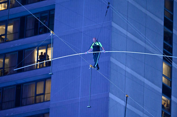 """CA: ABC's Coverage of """"Highwire Live In Times Square With Nik Wallenda"""""""