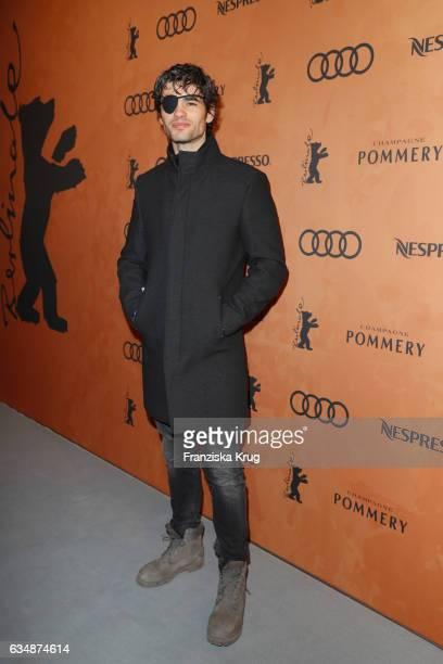 Nik Xhelilaj attends the Audi Berlinale Brunch during the 67th Berlinale International Film Festival on February 12 2017 in Berlin Germany