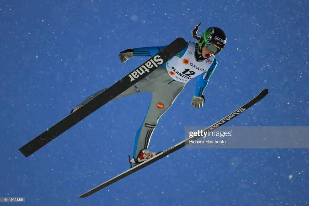 Women's Ski Jumping HS100 - FIS Nordic World Ski Championships : News Photo