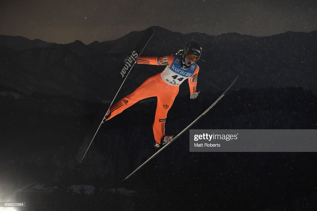 FIS Ski Jumping Women's World Cup Zao - Day 1