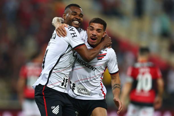 BRA: Flamengo v Athletico Paranaense - Copa Do Brasil 2021: Semi-Final