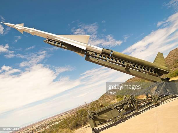nike ajax - anti aircraft stock photos and pictures