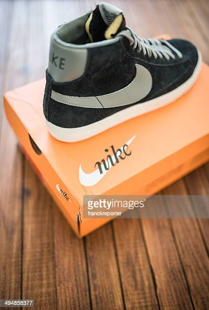 18e571f3 60 Top Shoes Packaging Pictures, Photos and Images - Getty Images
