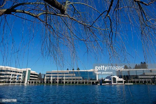 Nike Corporate Headquarters Building