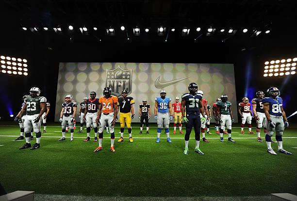 Nike Debuts New NFL Uniforms For 2012 Season