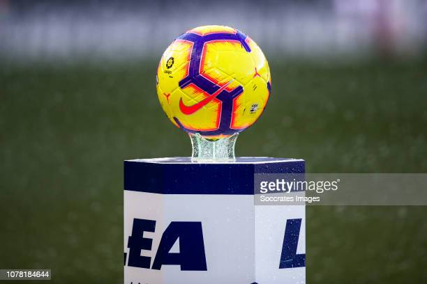 Nike Match Ball of La Liga during the La Liga Santander match between  Deportivo Alaves v a4ad48c18a7
