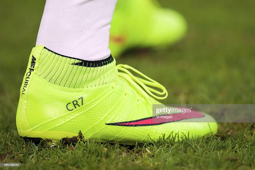 best service 43607 89e56 Nike Mercurial superfly CR7 of Cristiano Ronaldo of Real ...