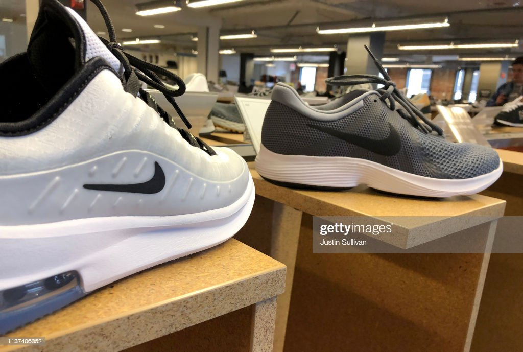 CA: Nike Reports Quarterly Earnings