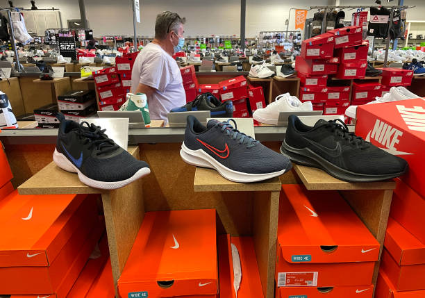 CA: Nike Hit By Supply Chain Shortages Struggles To Keep Up With Demand Ahead Of Holiday Season