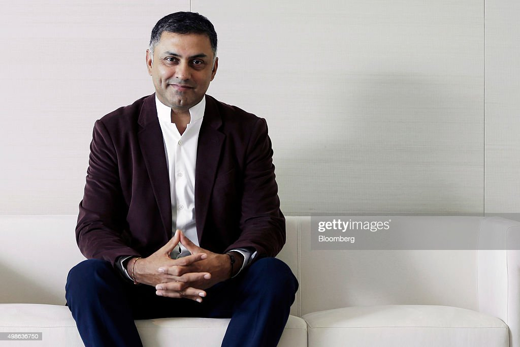 SoftBank Group President Nikesh Arora