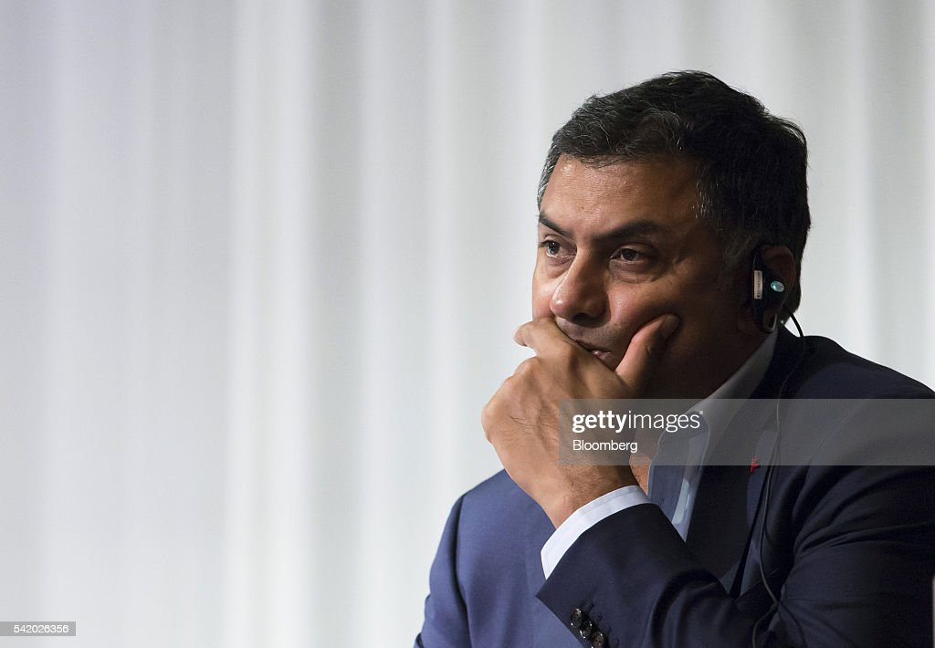 Nikesh Arora at SoftBank Group Corp. Earnings Annoucement