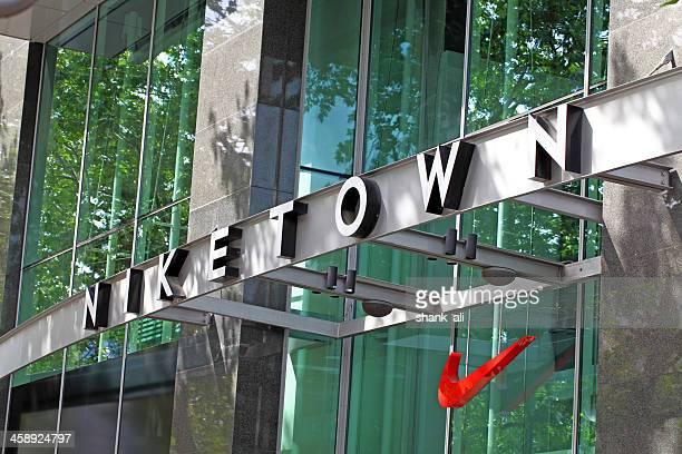 Niketown department store,Berlin,Germany