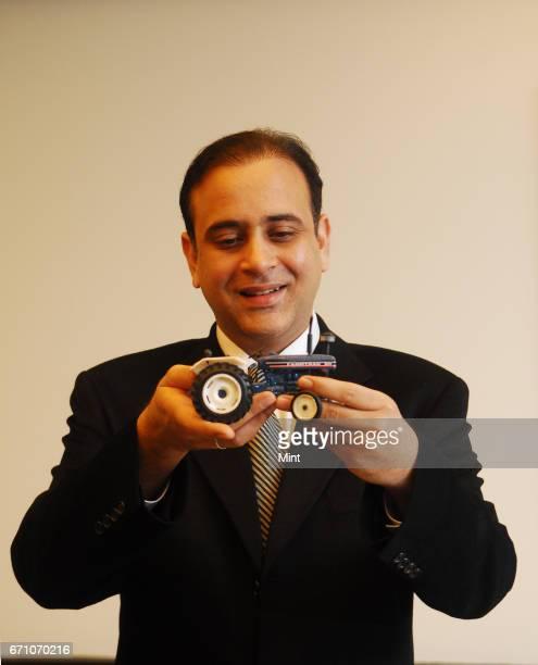 Nikhil Nanda Deputy MD Escorts Ltd