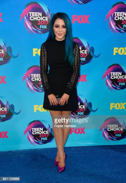 Niki DeMartino attends the Teen Choice Awards 2017 at Galen Center on August 13 2017 in Los Angeles California