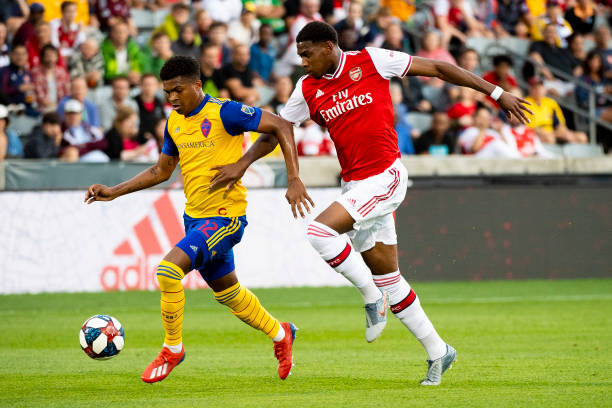 CO: Arsenal v Colorado Rapids