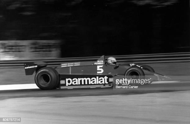 Niki Lauda BrabhamAlfa Romeo BT48 Grand Prix of Italy Monza 09 September 1979
