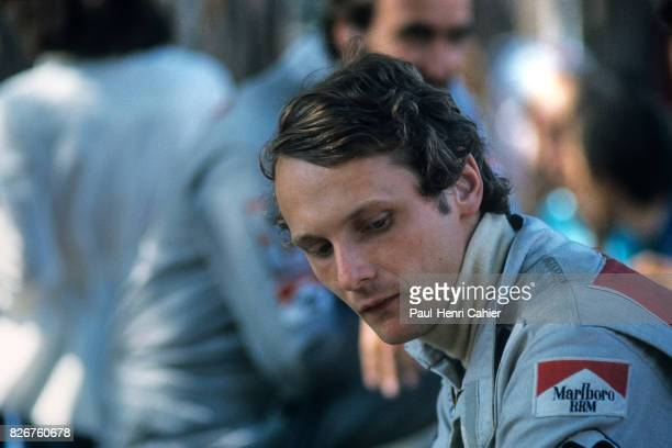 Niki Lauda BRM P160D Grand Prix of Monaco Monaco 03 June 1973