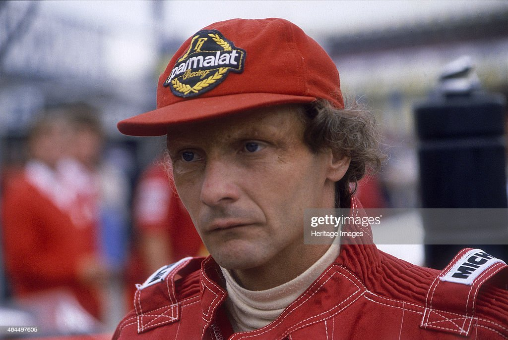 Niki Lauda, c1978-c1979. : News Photo