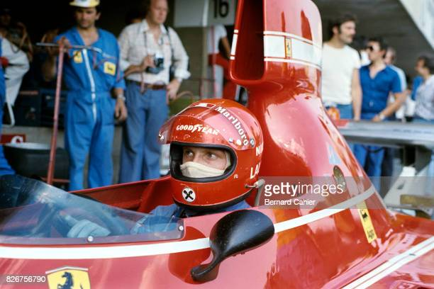Niki Lauda Ferrari 312B374 Grand Prix of Spain Jarama 28 April 1974