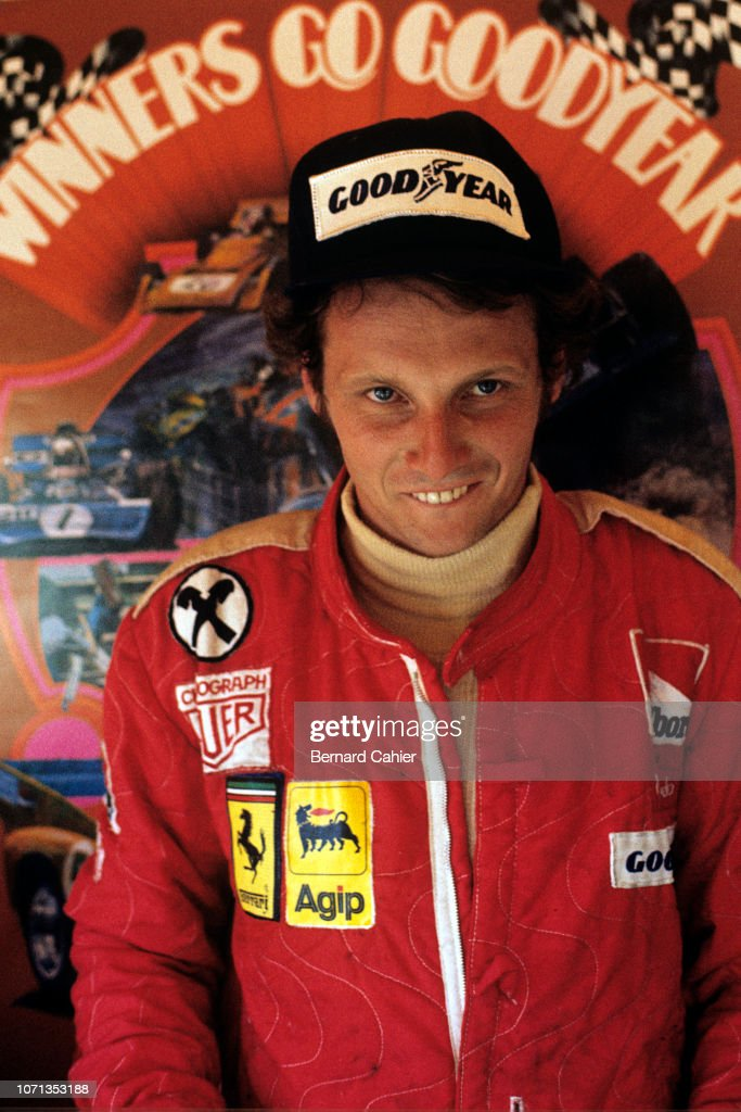 Niki Lauda, Grand Prix Of France : News Photo