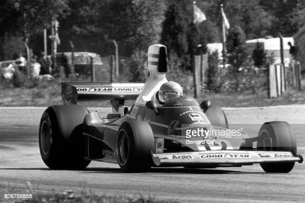 Niki Lauda Ferrari 312T Grand Prix of Sweden Anderstorp Raceway 13 June 1975