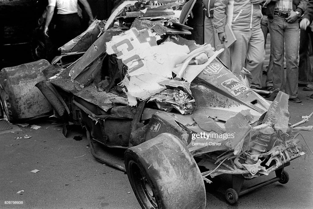 Niki Lauda, Grand Prix Of Germany : News Photo