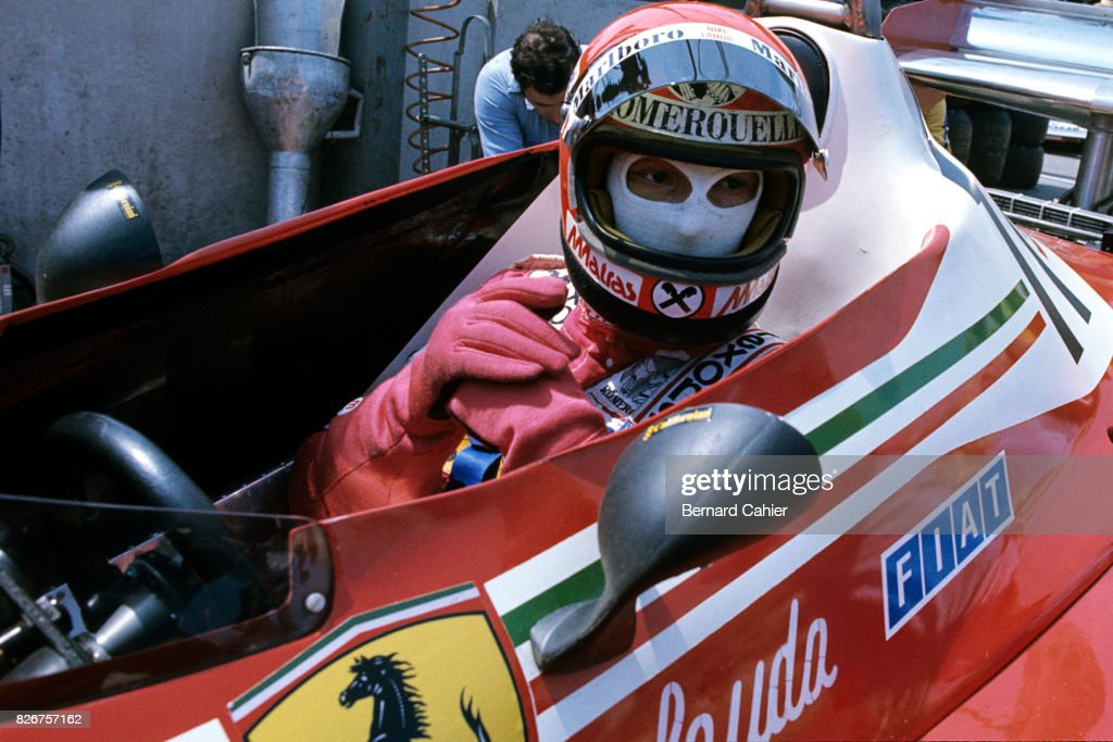 UNS: 22nd February 1949 - F1 Legend Niki Lauda Born