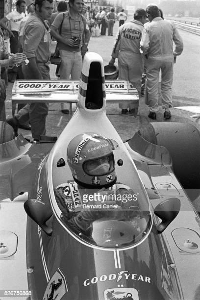 Niki Lauda Grand Prix of Italy Monza 07 September 1975