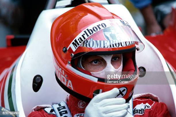 Niki Lauda Grand Prix of Italy Monza 12 September 1976