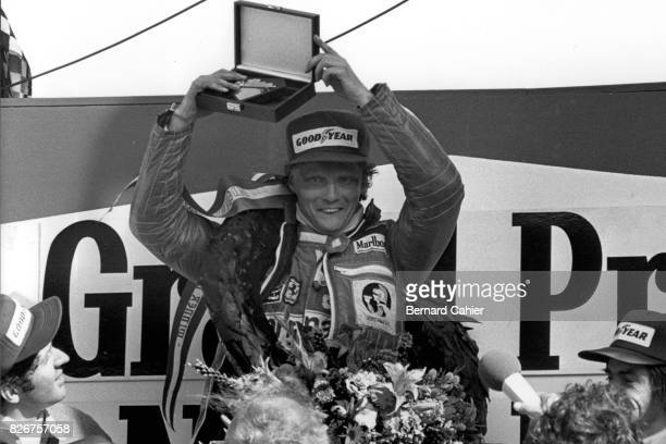 Niki Lauda Grand Prix of Netherlands Zandvoort 28 August 1977