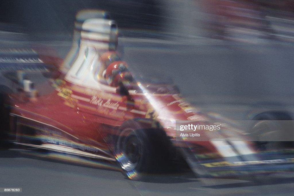 Niki Lauda... : News Photo