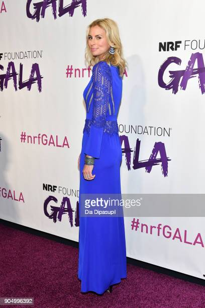 Niki Taylor attends the 2018 National Retail Federation Gala at Pier 60 on January 14 2018 in New York City