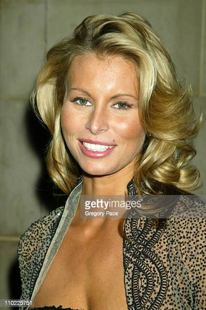 Niki Taylor during The Accessories Council Presents the 8th Annual Ace Awards at Cipriani 42nd Street in New York City New York United States