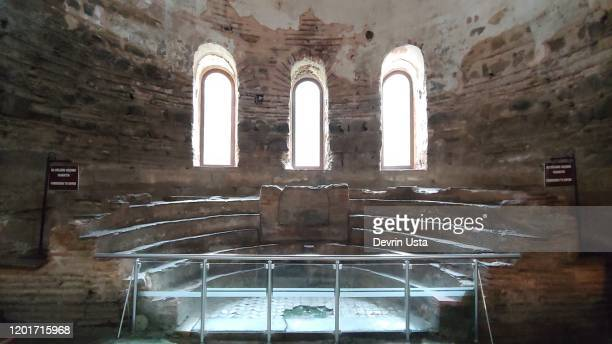 nikia hagia sophia iznik ayasofya consulate of christianity church - ブルサ ストックフォトと画像