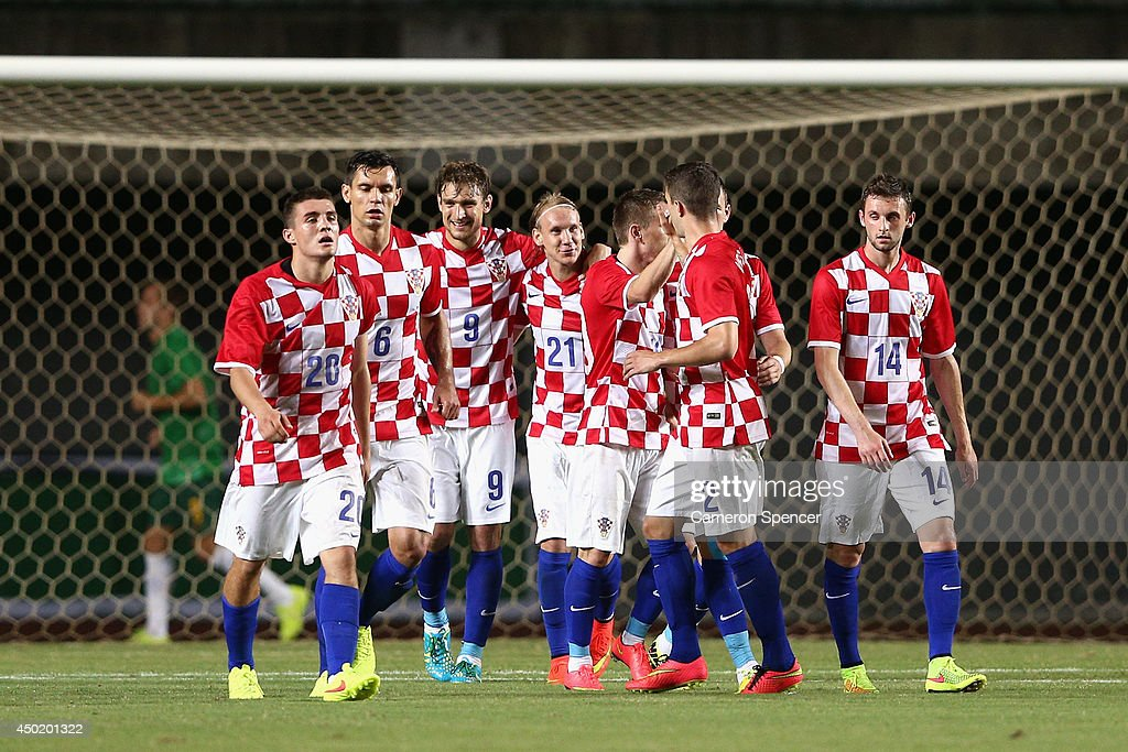 Croatia v Australia - International Friendly