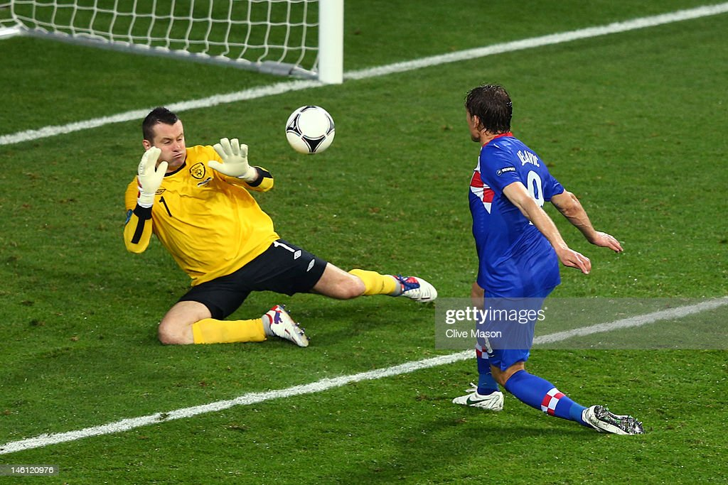 UEFA EURO 2012 - Matchday 3 - Pictures Of The Day