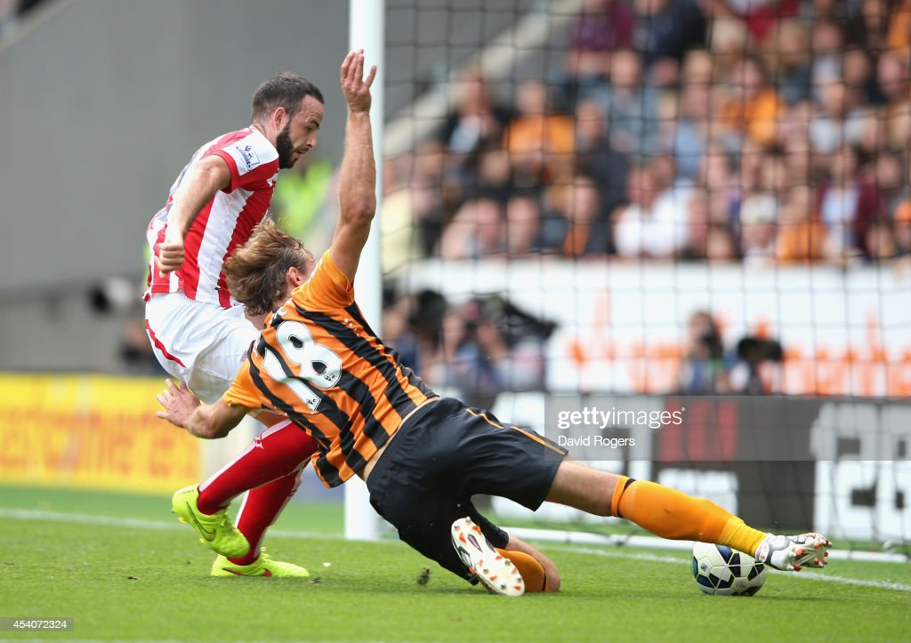 Hull City v Stoke City - Premier League
