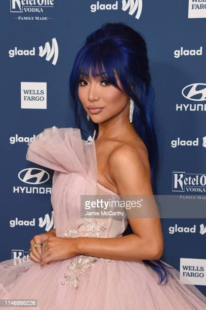 Nikita Dragun attends the 30th Annual GLAAD Media Awards New York at New York Hilton Midtown on May 04 2019 in New York City