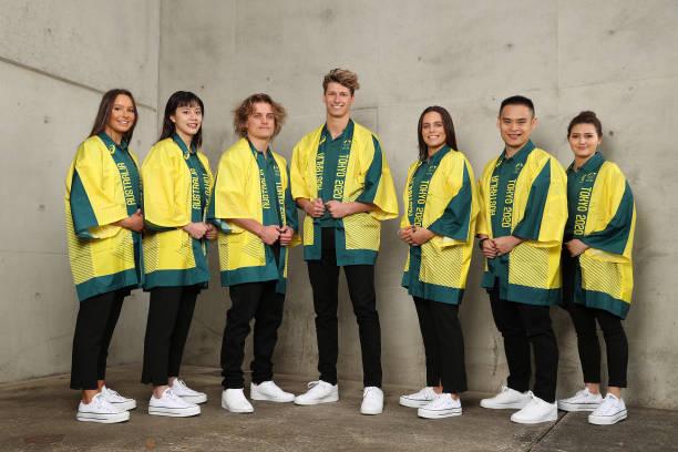AUS: Australian Diving Tokyo Olympic Games Team Announcement