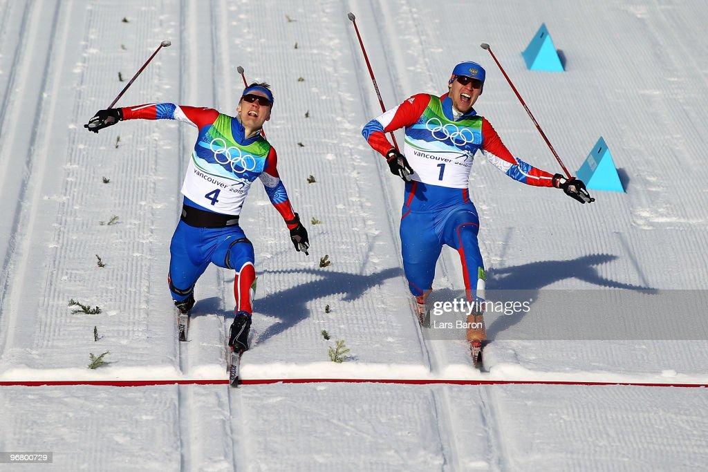 Cross-Country Skiing - Day 6 : News Photo