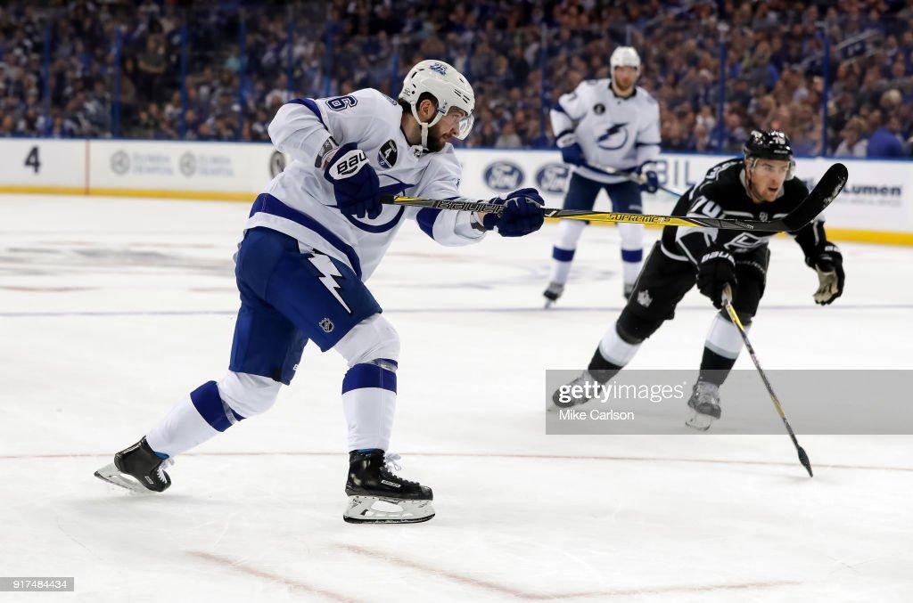 Los Angeles Kings v Tampa Bay Lightning : News Photo