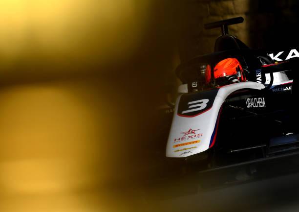 AZE: F2 Grand Prix of Azerbaijan - Practice/Qualifying
